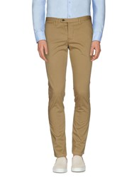 Jack And Jones Jack And Jones Premium Trousers Casual Trousers Men Sand