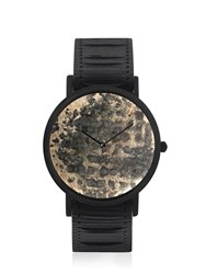 South Lane Avant Distinguished Ripped Watch Black