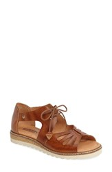 Pikolinos Women's Alcudia Lace Up Sandal