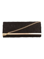 Jane Norman Lace Clutch Bag