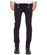 Balmain Military Sweatpants Black