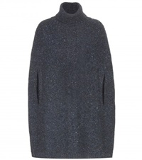 Valentino Wool And Cashmere Turtleneck Sweater Black