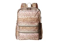 Le Sport Sac Functional Backpack Cheetah Cascade Backpack Bags Beige