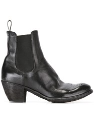 Officine Creative Ankle Boots Black