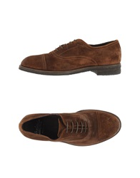 Wexford Lace Up Shoes Cocoa
