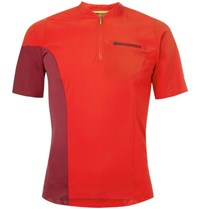 Mavic Xa Pro Two Tone Cycling Jersey Red