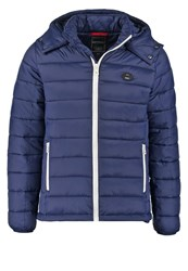 Kaporal Nunt Winter Jacket Navy Dark Blue