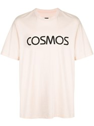 Oamc Cosmos T Shirt Pink