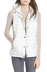 Barbour Women's Hunbleton Hooded Quilted Vest