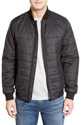 The North Face Men's 'Bodenburg' Quilted Bomber Tnf Black
