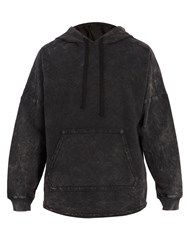 True Religion Void Tactics Washed Cotton Hooded Sweatshirt Multi