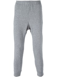 Dsquared2 Tapered Track Trousers Grey