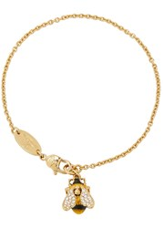 Vivienne Westwood Bumble Bee Gold Plated Bracelet