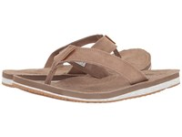 New Balance Classic Thong Brown Gum Men's Sandals