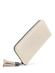Folli Follie Santorini Flower Plain Wallet Ivory