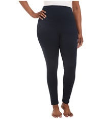 Yummie Tummie Plus Size Rachel Legging Dark Sapphire Women's Casual Pants Blue