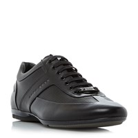 Hugo Boss Sporty Low Mercedes Sleek Trainers Black