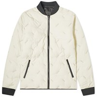 Kenzo Reversible Light Packable Down Jacket White