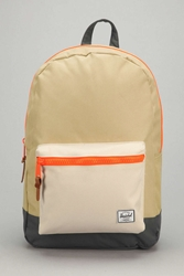 Herschel Supply Co. Colorblock Settlement Backpack Neutral Multi