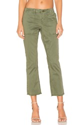 Sanctuary Peace Crop Pants Olive