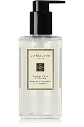 Jo Malone London English Pear And Freesia Body And Hand Wash Colorless