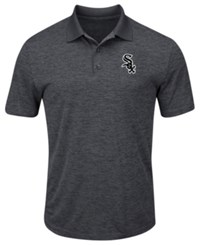 Profile Big And Tall Chicago White Sox First Hit Polo Charcoal