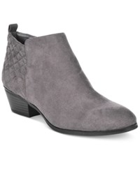 Styleandco. Style Co. Wessley Casual Booties Only At Macy's Women's Shoes Charcoal