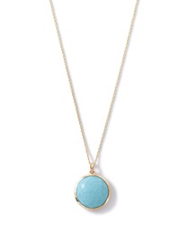 Ippolita 18K Lollipop Medium Round Pendant Necklace