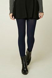 Forever 21 Ribbed Sweater Tights