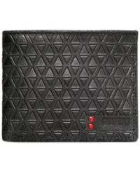 Guess Hector Double Billfold Black