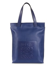 Loewe Textured Leather Tote