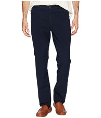 Ag Adriano Goldschmied Marshall Chino Slim Trousers In Blue Vault Blue Vault Casual Pants