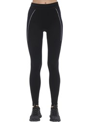 Falke Technical Leggings Black