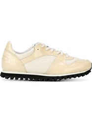 Comme Des Gara Ons Comme Des Gara Ons Stalwart X Comme Des Gara Ons Comme Des Gara Ons Sneakers Nude And Neutrals