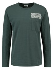 Wood Wood Peter Long Sleeved Top Green Gables