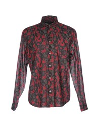 Marc By Marc Jacobs Shirts Dark Brown