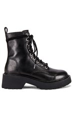 Steve Madden Tornado Boot In Black.