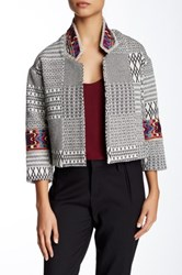 Twelfth St. By Cynthia Vincent Everything Jacket Multi