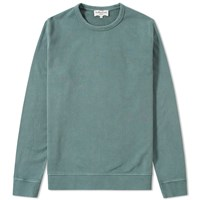 Ymc Almost Grown Crew Sweat Green
