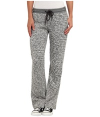 Volcom Lived In Pant Charcoal Heather Women's Casual Pants Gray