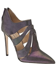 Alejandro Ingelmo 'Skeleton' Pump Grey