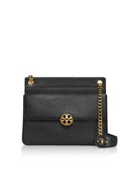 Tory Burch Handbags Pebbled Leather Chelsea Flap Shoulder Bag