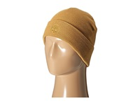 Timberland Th340037 Solid Knit Watch Cap Wheat Caps Tan