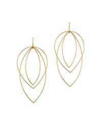 Moon And Meadow Geometric Mobile Earrings In 14K Yellow Gold 100 Exclusive