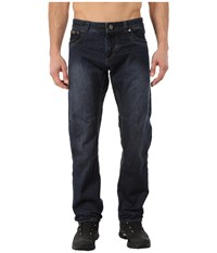 Kuhl Young Gun Jeans Mutiny Blue Men's Jeans Black