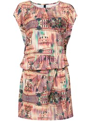 Lygia And Nanny Irene Printed Tunic Polyester Spandex Elastane Unavailable