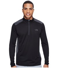 The North Face Versitas 1 4 Zip Tnf Black Men's Clothing