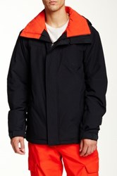 Quiksilver Mission Solid Snow Jacket Black