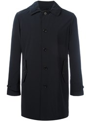 Aspesi Long Shirt Jacket Black