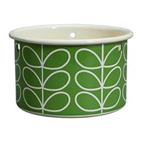 Orla Kiely Small Linear Stem Hanging Pot Apple
